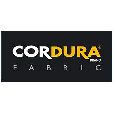 CORDURA® – odporność na przetarcia, zwiększona trwałość wyrobu, łatwość usuwania zabrudzeń.