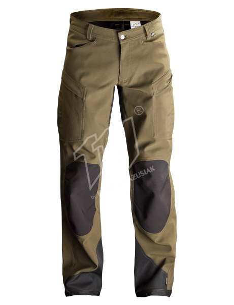 Spodnie robocze cordura - TACTIC GREEN No. 5614